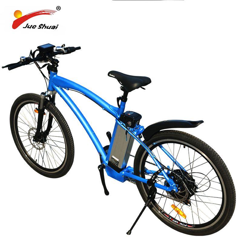 48 V 500 Watt Elektrische Fahrrad Berg Ebike 48 V 12ah Lithium-Batterie 26