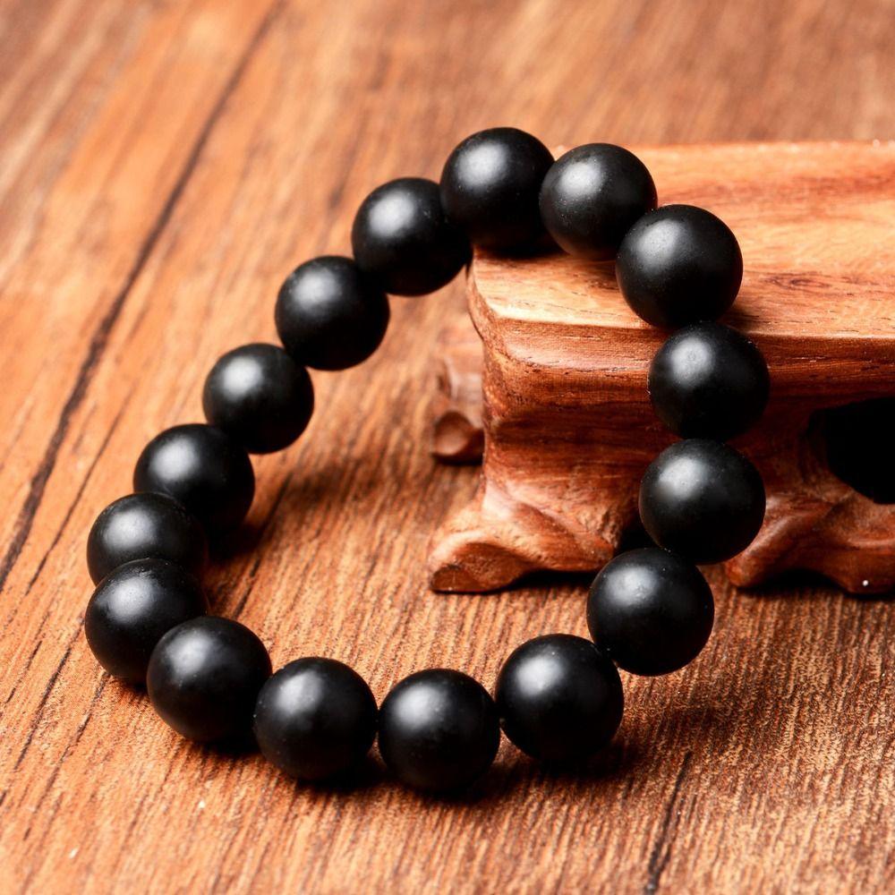Bian Stone Bianchi Black Bian Bracelet Stone Carve Bianshi Massager Traditional Acupuncture Tool Stone Massage Tool