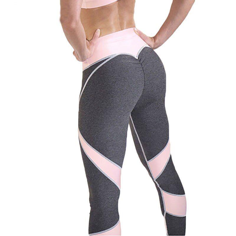 2019 New Quick-drying Gothic Leggings Fashion Ankle-Length Breathable Fitness Leggings