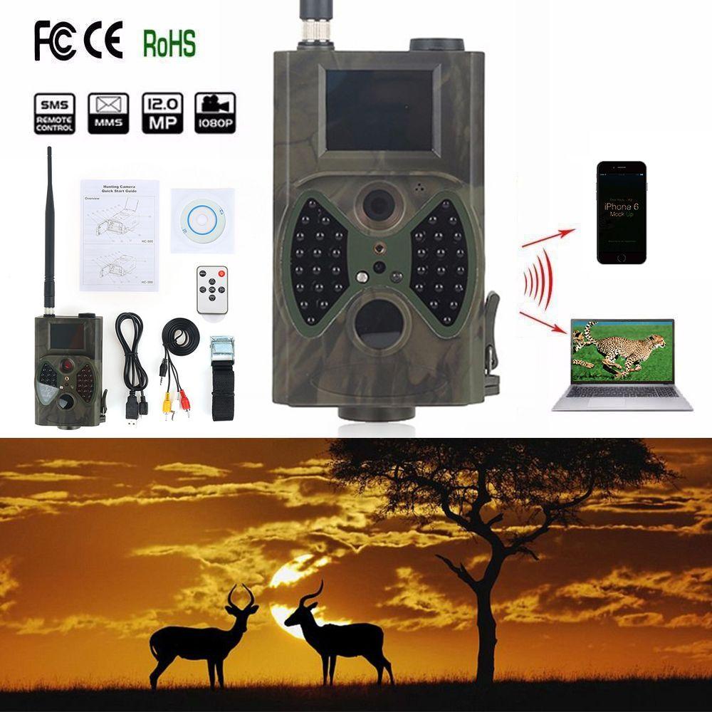 Skatolly HC300m Digitale Scouting infrarot Jagd Kamera 12 p Video MMS GPRS GPS Nachtsicht Trap Spiel Wildlife hunter Trail Cam