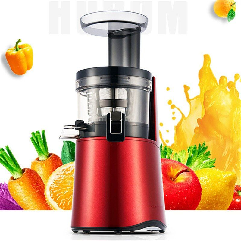 2018 3rd generation HUROM juicer HU-9026WN Slow Juicer make ice cream juicer