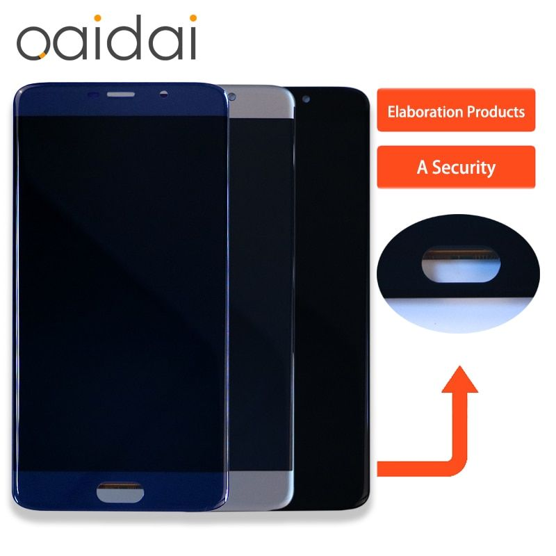 LCD Display Für Elefon S7 Touchscreen Handy Lcds Digitizer Assembly Ersatzteile Mit Werkzeuge 5,5 zoll