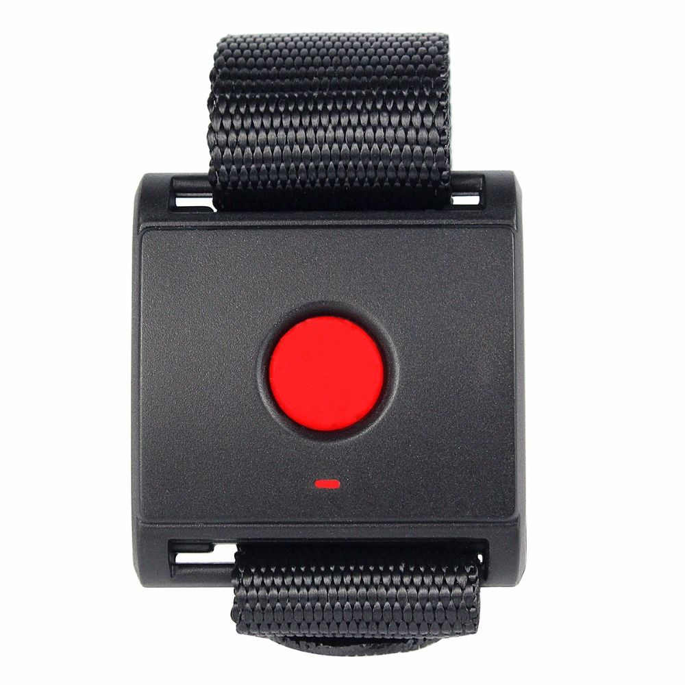 433mhz Watch Call Button Transmitter Wireless Hospital Emergency Calling Bell Pager For The Elderly Patient Nurse Service F4403A