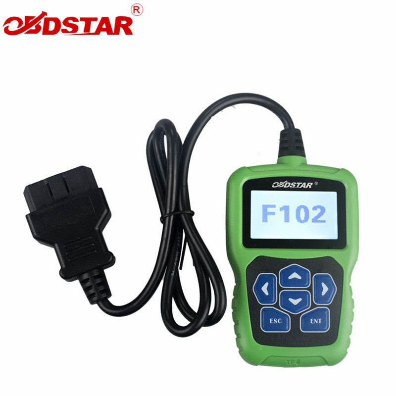 OBDSTAR F102 Immobiliser Pin Code Reader For Nissan/Infiniti Auto Key Program Odometer Correction Tool Without Token Limitation