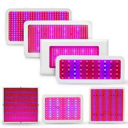 Hotsale 120 W 300 W 400 W 600 W 800 W 1000 W espectro completo acuario crece la caja de luz Led para las plantas hidroponía invernadero RU nave