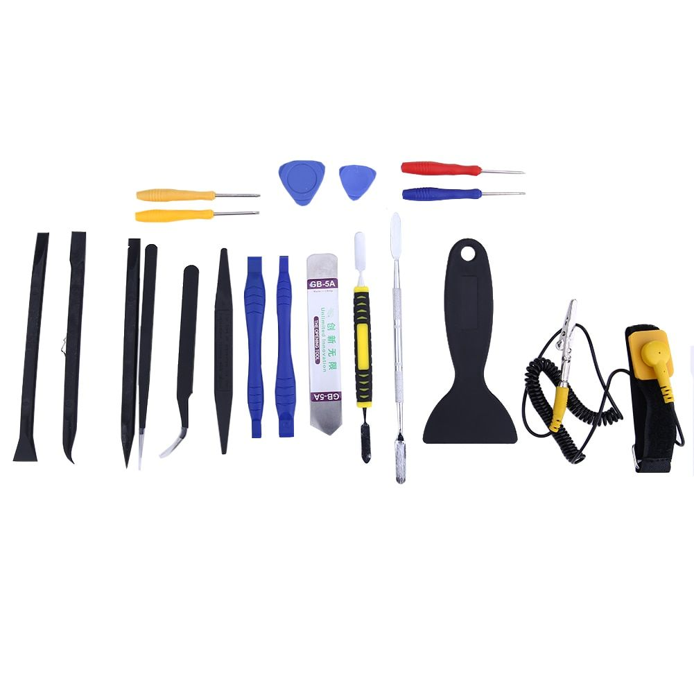 Hot Sale 20 in 1 Multi Type Precise Screwdrivers Set Kit Phone Repair Tool for iPhone or Others Smartphone Mobile Phone 20 Pcs