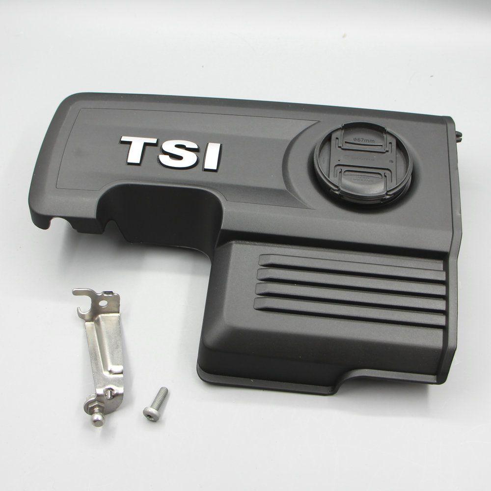 For the VW Golf 7 Touran L  PASSAT B8L Jetta Octavia engine cover EA211 engine cover bracket screws 04E 103 925 H  04E 103 932 D