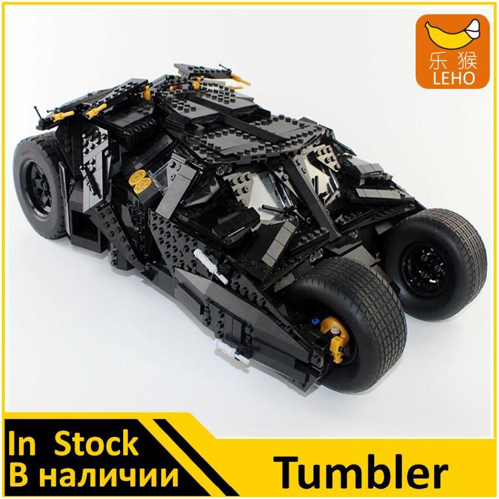 Building Blocks Model Decool 7111 Compatible 76023 Super Heroes Batman Gotham The Tumbler Model Toys For Marvel