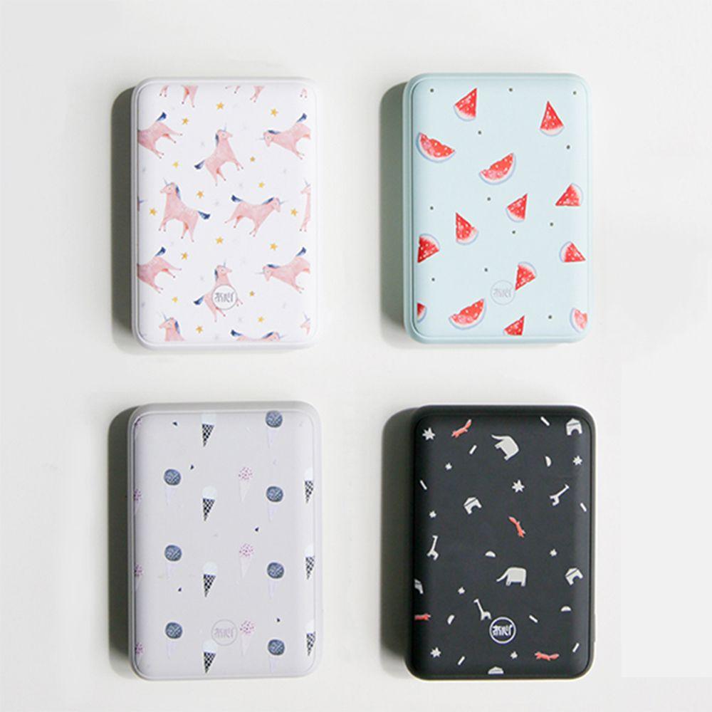 LEMFO Power Bank 10000Mah Mini Portable Charging Cute Powerbank Ultra-thin Cartoon External Battery For IPhone Xiaomi Men Women