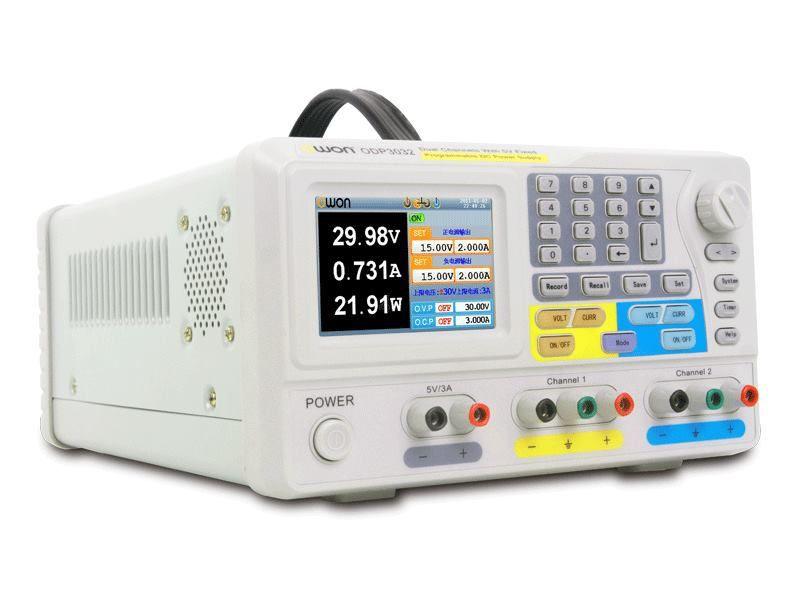 OWON ODP3032 LCD programmierbaren DC-Netzteil 30 V/3A Fest 5 V/3A 195 Watt 1 mvma