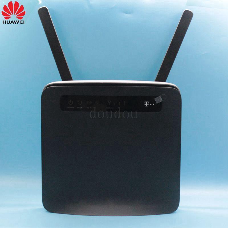 Entsperrt Neue Huawei E5186 E5186s-22a mit Antenne 4g LTE CAT6 300 Mbps CPE Wireless Router Gateway Hotspot PK B593, b310, E5172