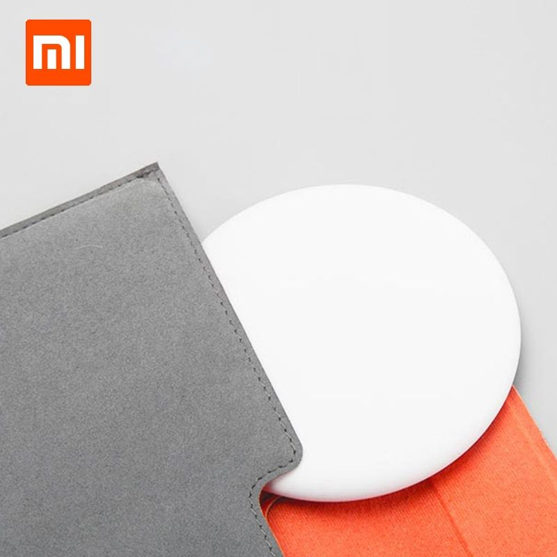 Original Xiaomi Wireless Charger Qi Smart Quick Charge Type-C Fast Charger for Mi MIX 2S iPhone X 8 plus Sumsung S8 Smartphone