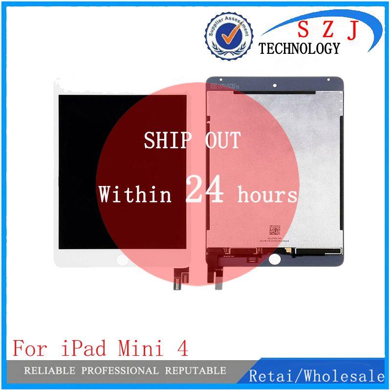 Neue tablet pc Für ipad mini 4 Lcd Screen Für ipad mini4 A1538 A1550 lcd display + touch screen Freies Verschiffen
