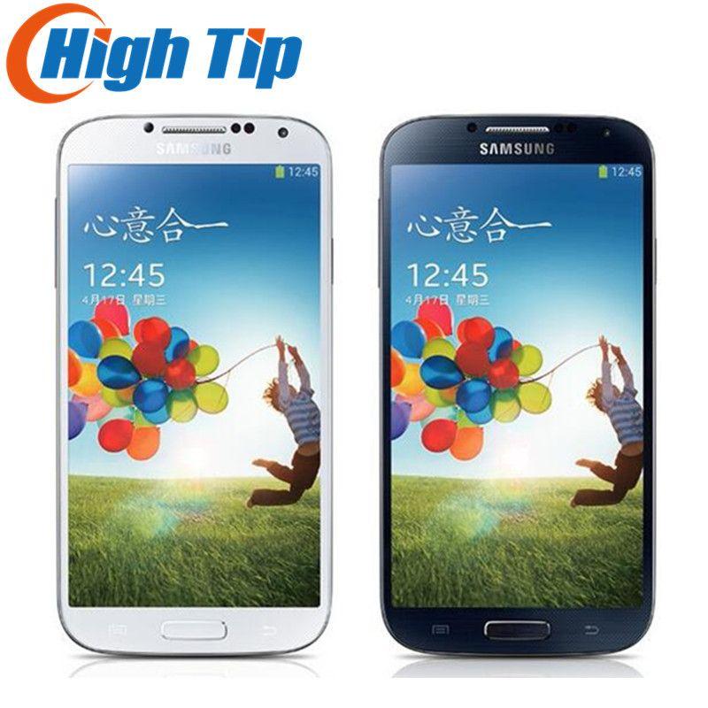 Débloqué Original Samsung Galaxy S4 i9500 i9505 Mobile Téléphone 13MP Caméra 16 GB ROM 5.0