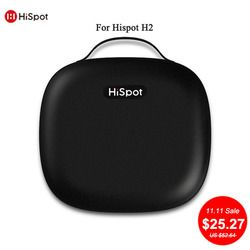 HiSpot Hi Mirror H2 special storage cases portable cases for H2 3D VR Glasses VR games/film VR movies Virtual Reality Home IMAX