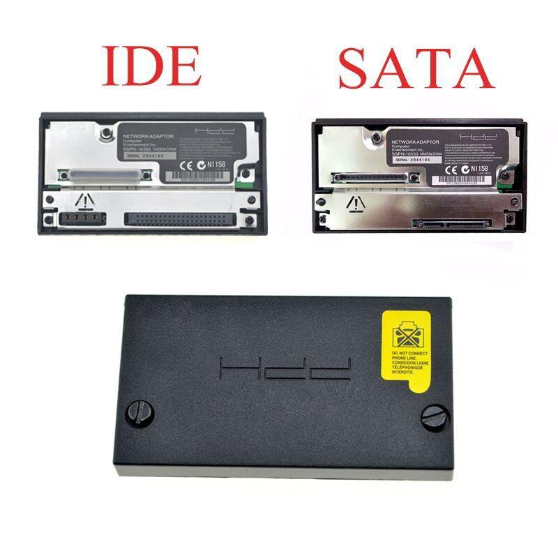 Adaptateur réseau Sata pour Sony PS2 grosse Console de jeu prise IDE HDD SCPH-10350 pour Sony Playstation 2 grosse prise Sata