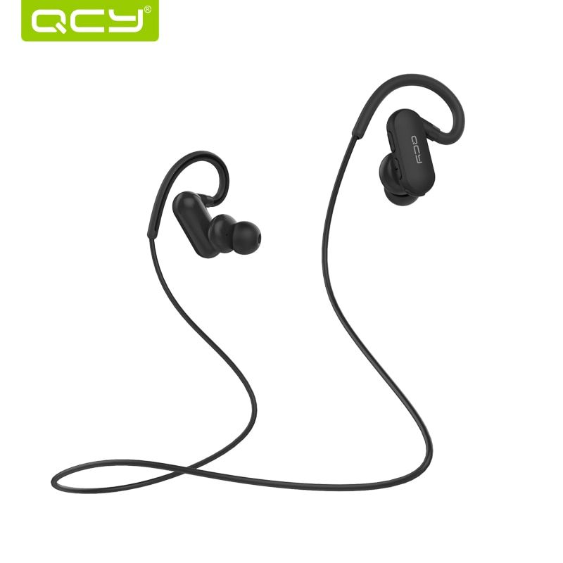 QCY QY31 Sports Bluetooth Earphone IPX4 Sweatproof Wireless Headset Headphone Bluetooth V4.1 Running Music Earbud With Mic