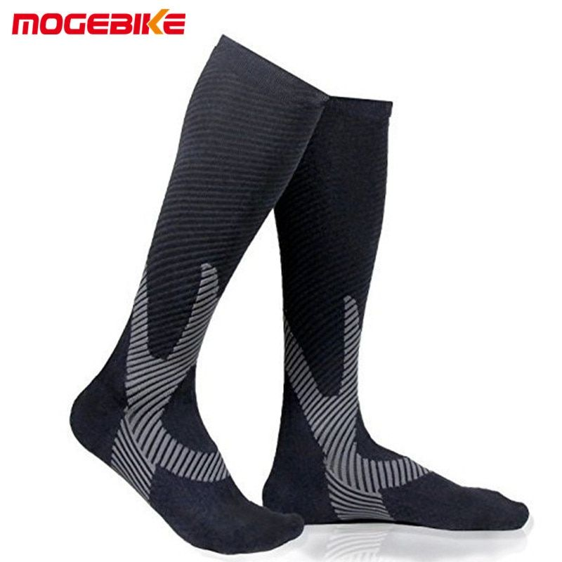 MOGEBIKE Motocross SOCKS Motorcycle Socks ATV Off-road Dirt-Bike Protective