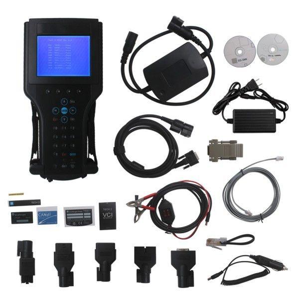 Spezielle inspection tool Für Gm Tech2 Diagnose Scanner Für GM/SAAB/für ISUZU hinzufügen 32 MB Karte