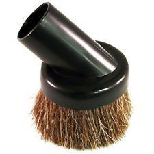 High Quality Universal Soft Horsehair Bristle Vacuum Cleaner Dust Brush Fits All Vacuum Brands for 1/4