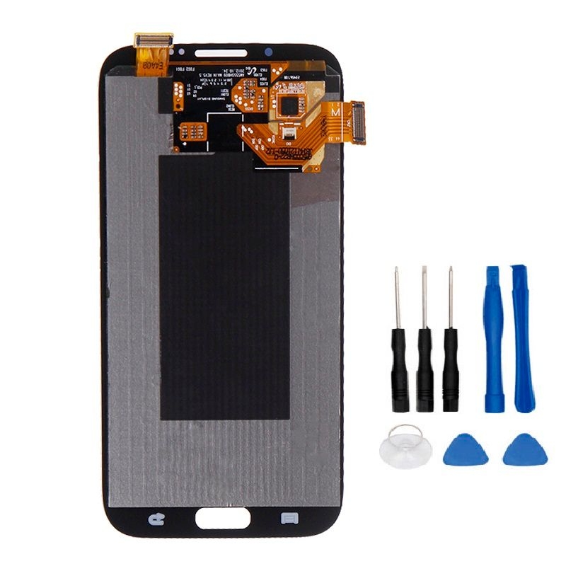 Coreprime 100% Tested Working LCD For Samsung Galaxy Note 2 N7100 N7105 LCD Display Touch Screen Complete+Tools Free Shipping