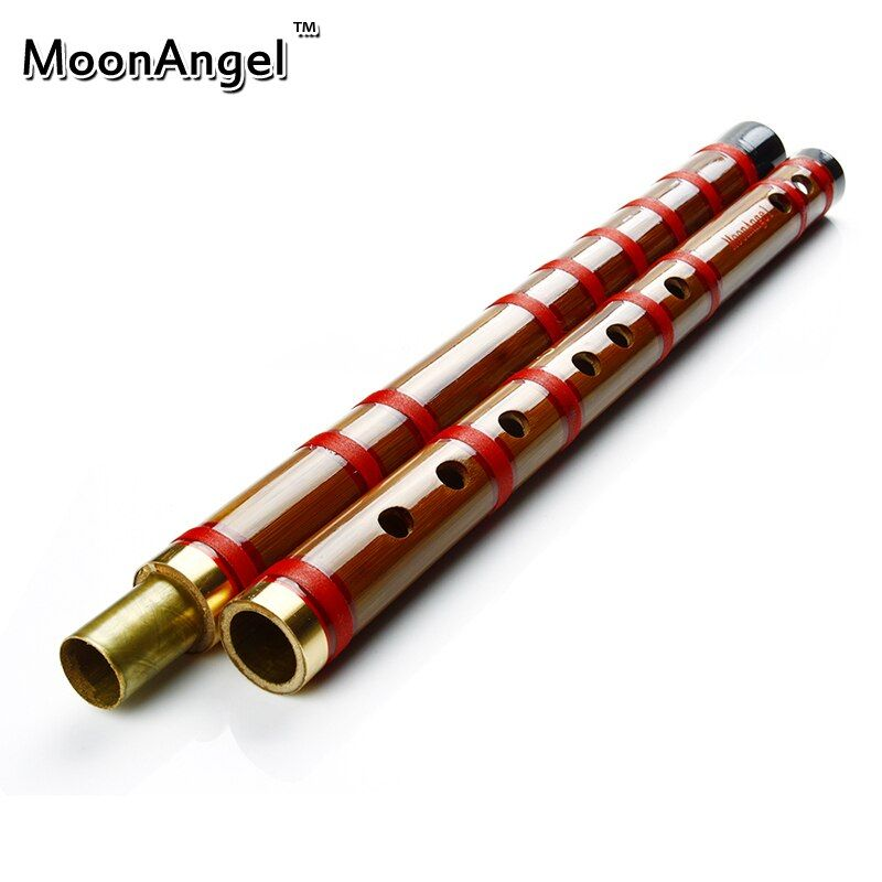 CDEFG Key Pluggable Traditional checking Bamboo Flute Chinese Dizi Free Shipping