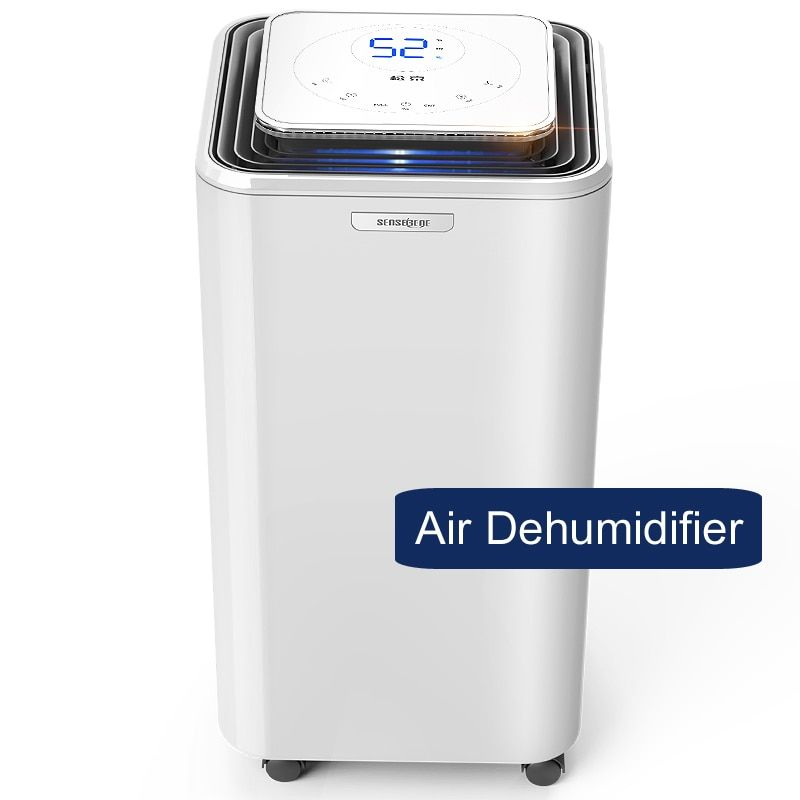 220V Household air dehumidifier DH02 mute basement bedroom industry Dryer moisture absorber dry mini Dehumidifier 1pc