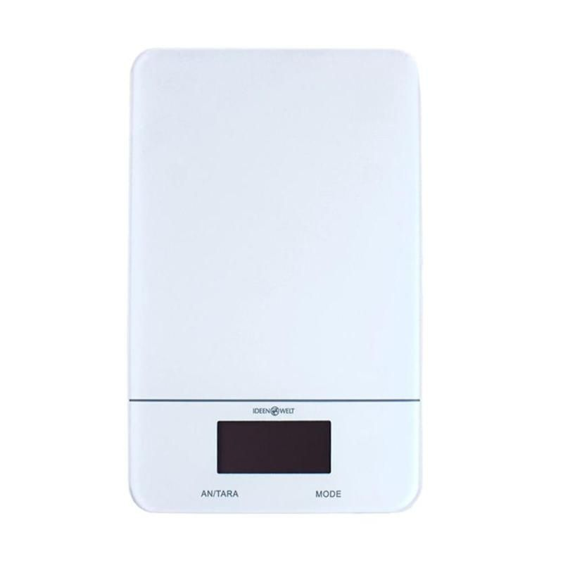 0.1-5000g Eletronic Scale LCD Digital Kitchen Scale High Precision Food Powder Scale Kitchen Tool