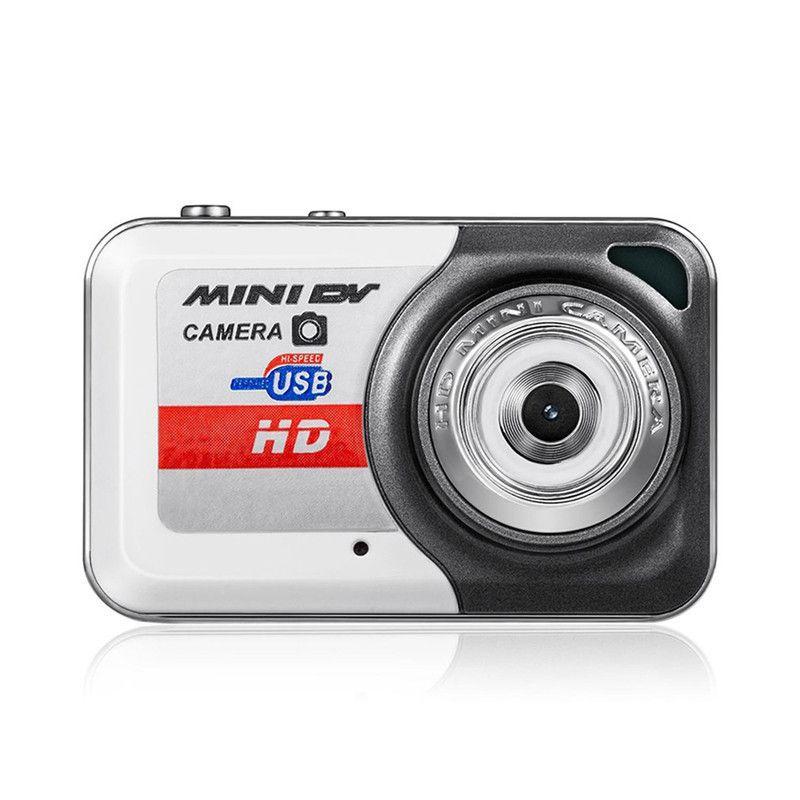 Neue Version Kleine Größe X6 Grau Mini HD Digitalkamera Heißer verkauf Tragbare Ultra Mini HD Digitalkamera Finger Größe Digitalkamera