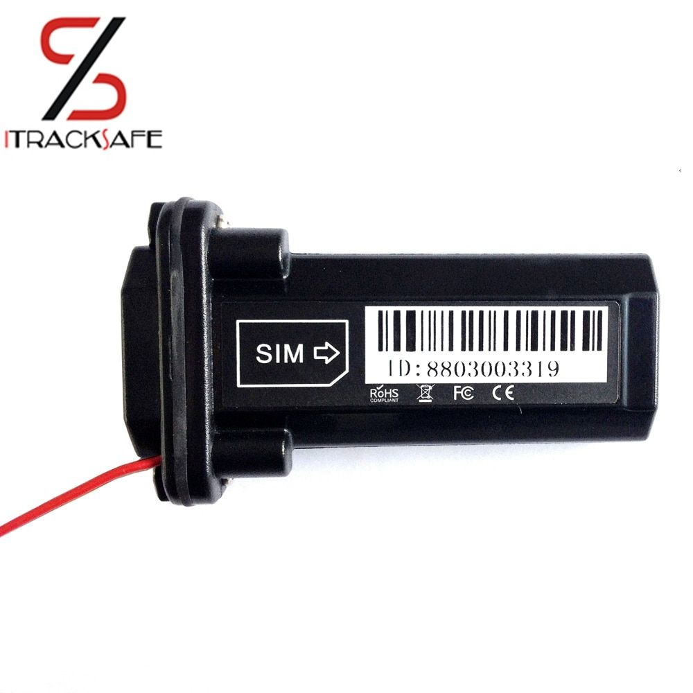 mini cheap motorcycle car vehicle gsm alarm gprs auto gps tracker <font><b>scooter</b></font> track tracking locator listeners st-901 a8 gt06