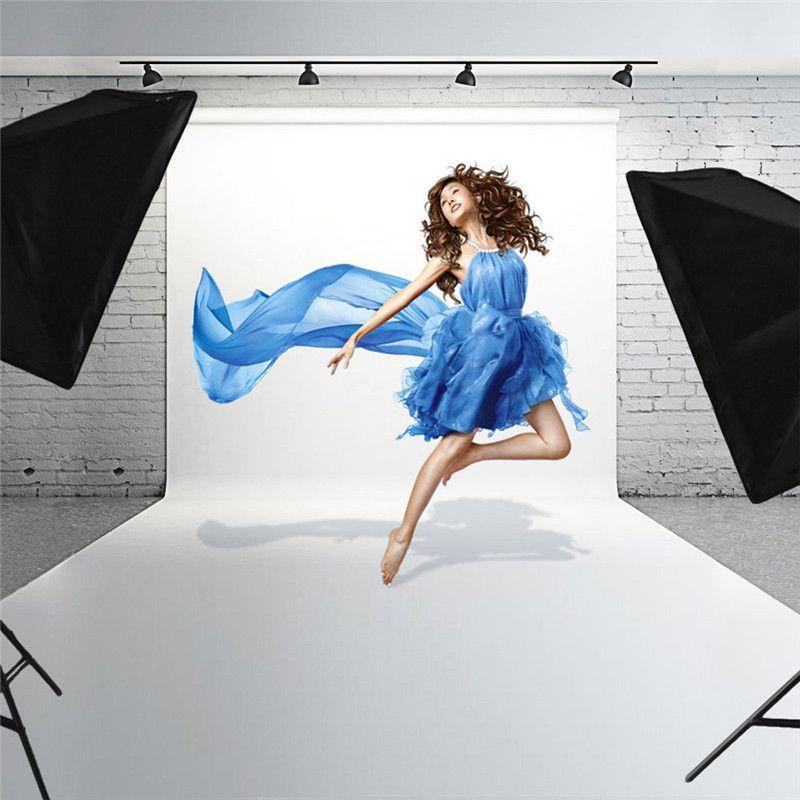 1.8*2.7 m/5.9 * 8.8ft arrière-plans de Studio Photo arrière-plan de Studio vidéo non-tissé toile de fond pour Studio Photo