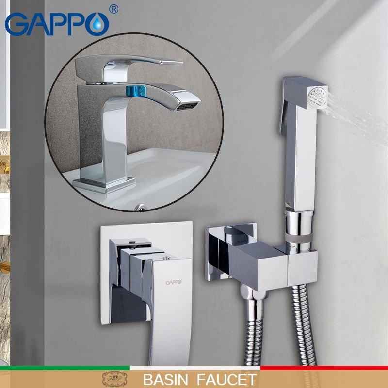 GAPPO Basin faucets bathroom faucet waterfall sink faucet basin tap mixer bathroom water faucet basin taps torneira