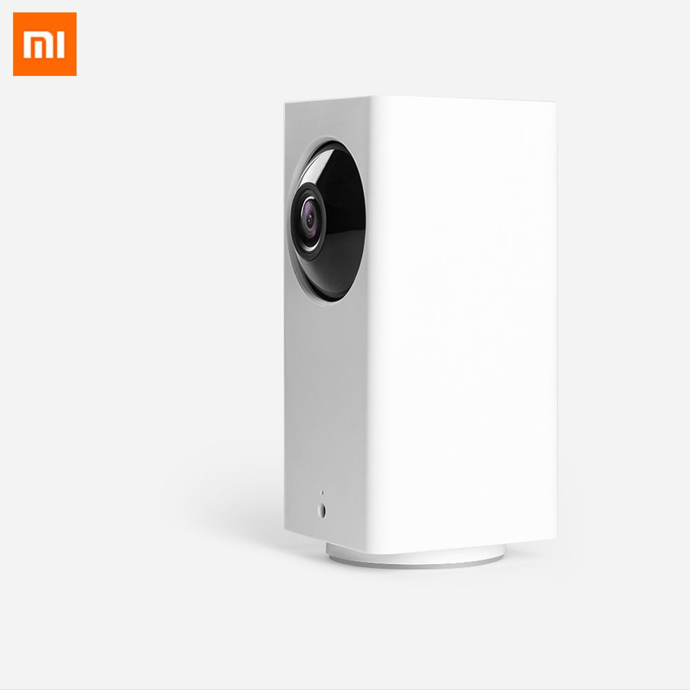 Original Xiaomi Mijia Dafang Smart Camera 1080p HD Xiaofang Intelligent Security WIFI IP Cam Nightshot 120 Degrees Wide <font><b>Angle</b></font>