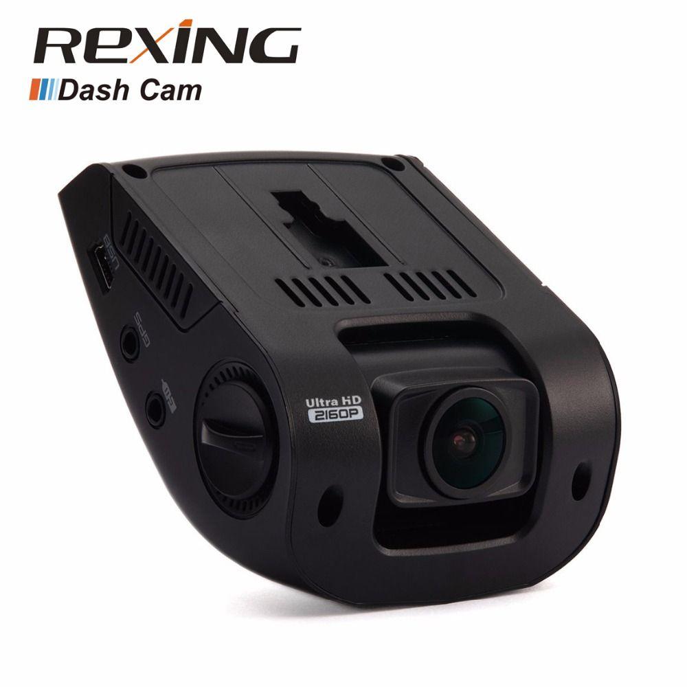 Rexing V1 3rd, High Quality, 4K UHD, WiFi, Car Dvr Camera Dash Cam, Night Vision, 2.7