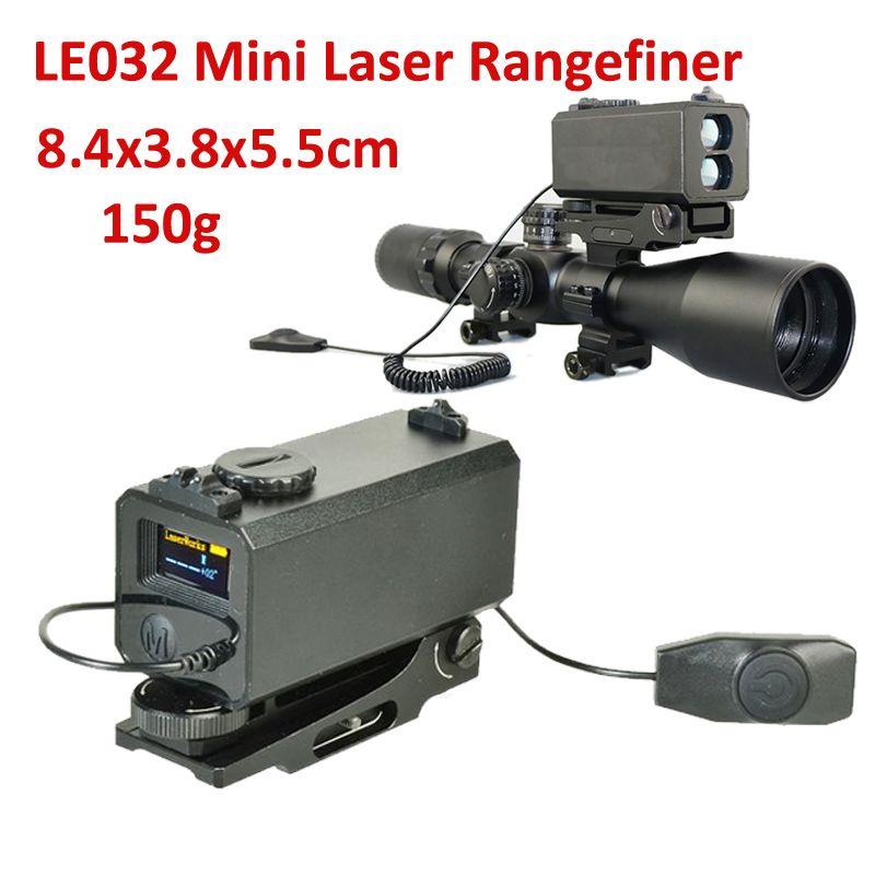 700M Range Riflescope Mate Mini Laser Range finder Laser Speed Velometer Mini Laser Rangerfinder Rilfe Gear Hunting Laser