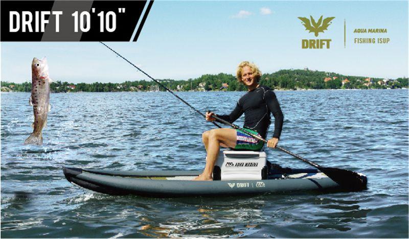 Aqua Marina Drift Рыбалка 10'10