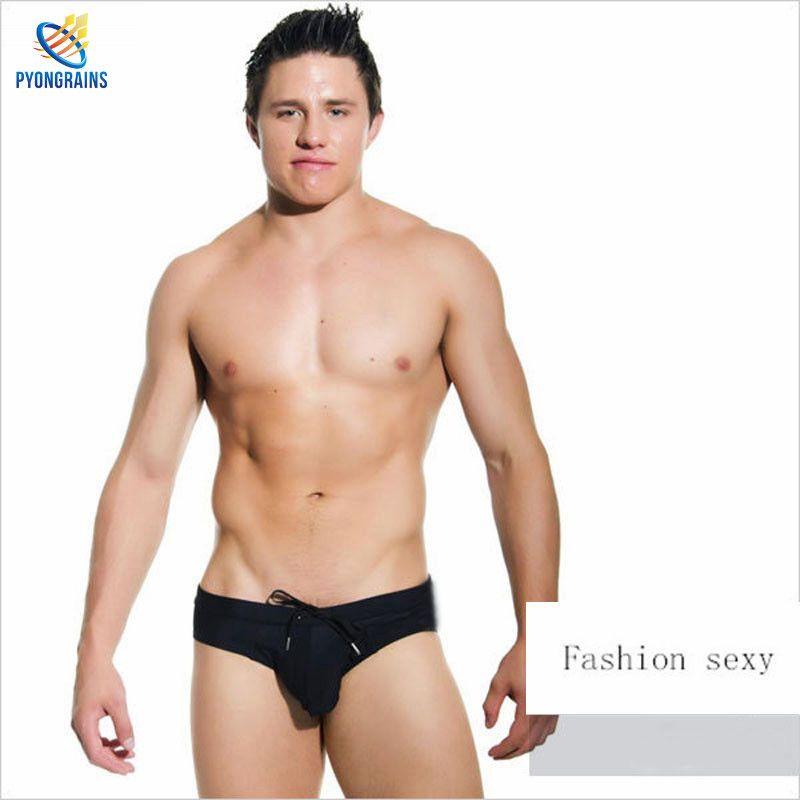 2016 slips calzoncillos hombre gay men underwear briefs jockstrap hombres la ropa interior de Nylon sexy mens briefs bikini caliente
