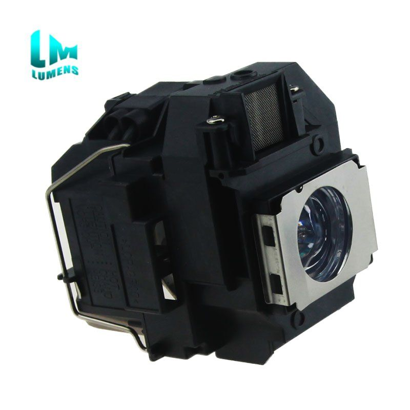 Projector Replacement Lamp ELPLP56 V13H010L56 bulb for Epson Moviemate 62 H319A Moviemate 60 EH-DM3 180 days warranty