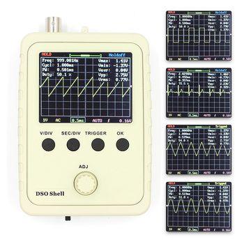 Entièrement Assemblé Orignal Tech DS0150 15001 K DSO-SHELL (DSO150) DIY Numérique Oscilloscope Kit Avec Le cas Du Logement boîte de Livraison gratuite