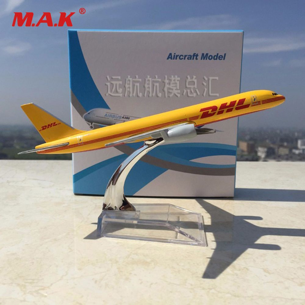 Kid Airplane Model Toys 1:200 Scale Inflight ROYAL Lockheed L-1011 Model TriStar C-FTNI Aircraft Toys Collections for Children