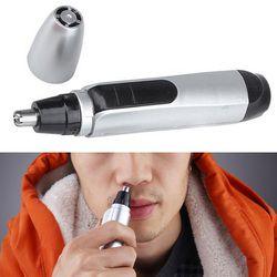 1 Pcshair Removal Shaving Listrik Pemangkas Rambut Hidung Aman Perawatan Wajah Cukur Cukur Hidung Clipper untuk Pria dan Wanita Hidung telinga Pemangkas
