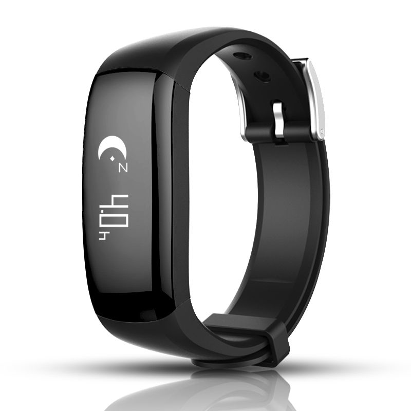 P6 Bluetooth Smart Bracelet Fitness Tracker Step Counter Activity Monitor Band Alarm Clock Vibration Wristband IOS Android phone