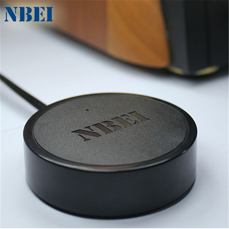 NBEI Bluetooth Receiver 3.5mm Jack Wireless Bluetooth Adapter Blutooth Audio Receiver Stereo Music For Car Aux 3.5 Rca Subwoofer