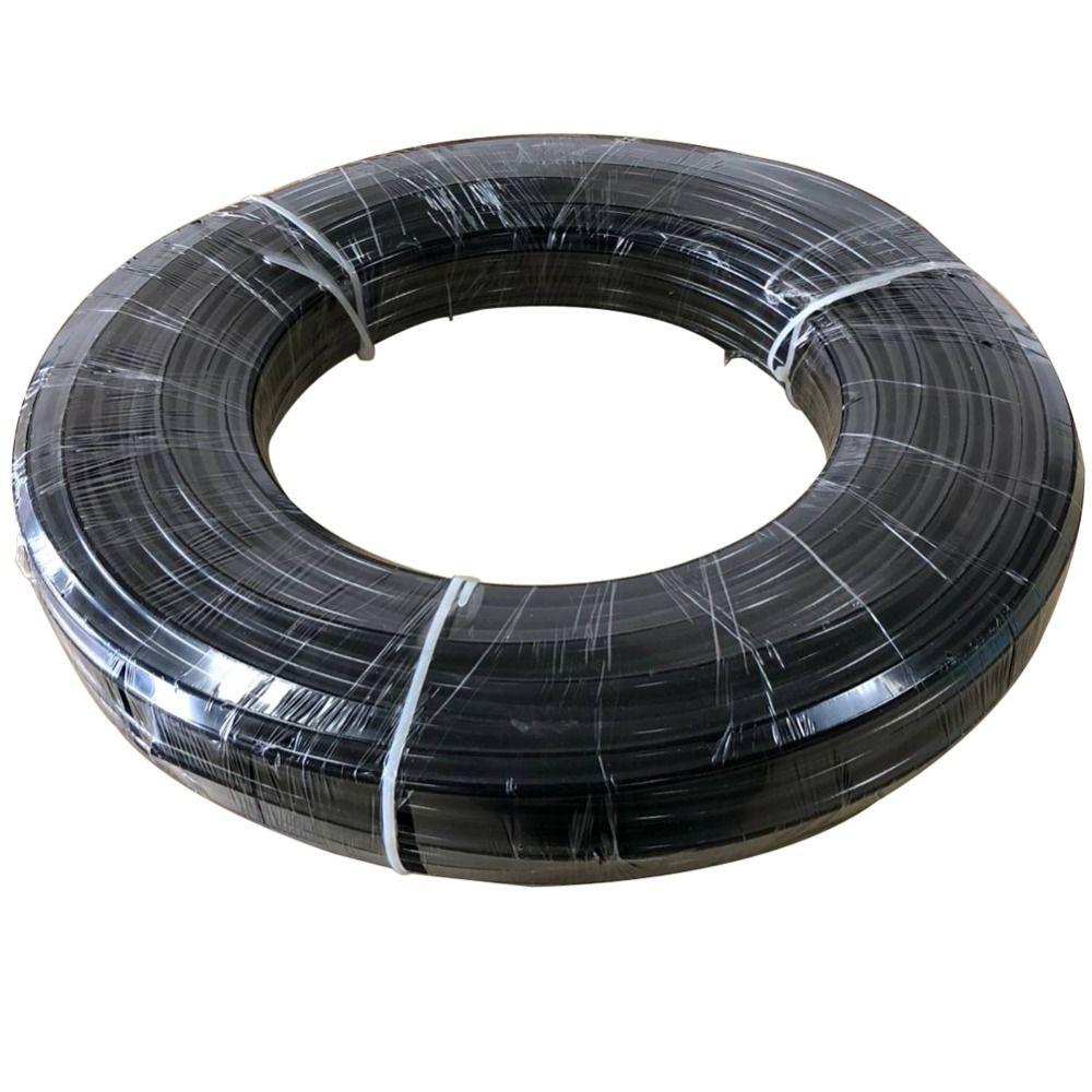 100m 3/8 Inch Inner Diameter 4 mm Outter Diameter 9.52mm PE Tube For High Pressure Mist Cooling System Garden Irrigation Pipe