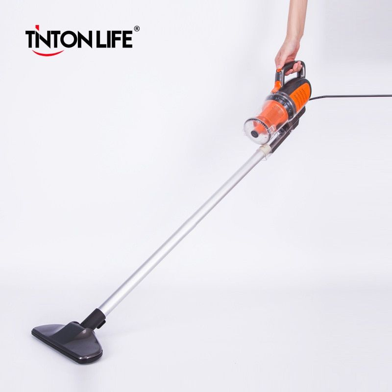 TINTON LIFE Portable Vacuum Cleaner Home Handheld Dust Collector Dust Cleaner W1603