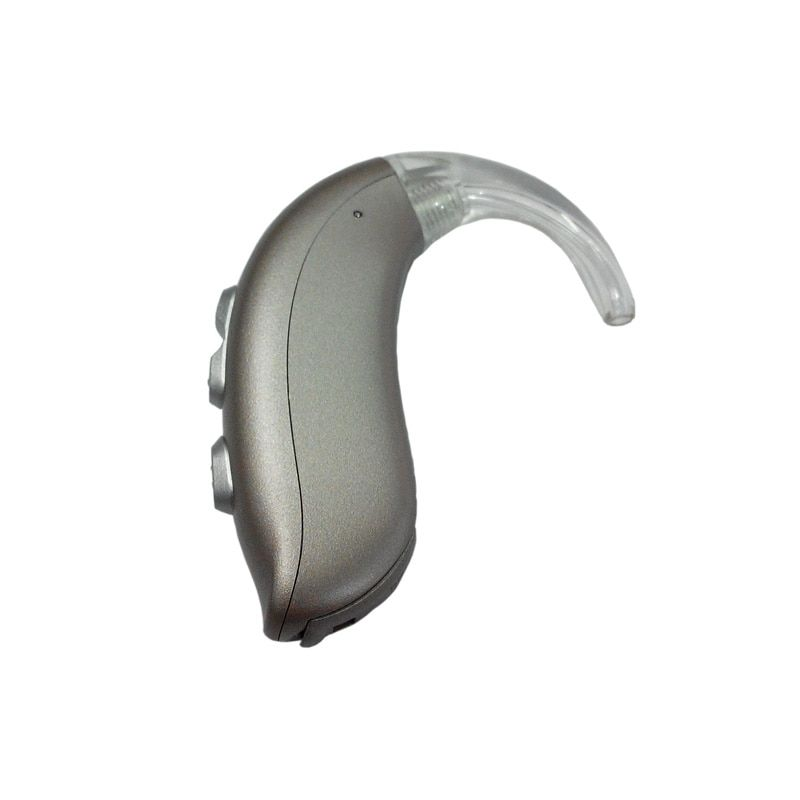 Super Power 32 Channels 32 Bands BTE Programmable Digital Hearing Aid Built-in Tinnitus Masker CASA Noise Manager Intelligent