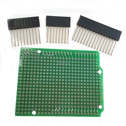 Prototipe PCB Bte16-04 untuk Uno R3 Perisai Papan DIY Z17 DROP Kapal