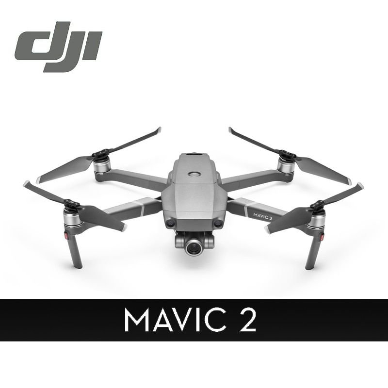 DJI Mavic 2 Zoom / Pro Camera Drone In Store 24-48mm Optical Zoom Camera RC Helicopter FPV Quadcopter Standard Package