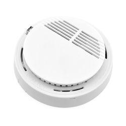 اللاسلكية دخان الحريق إنذار كاشف 433 ميجا هرتز مستقر كهروضوئية للمنزل منزل مكتب GSM SMS نظام إنذار