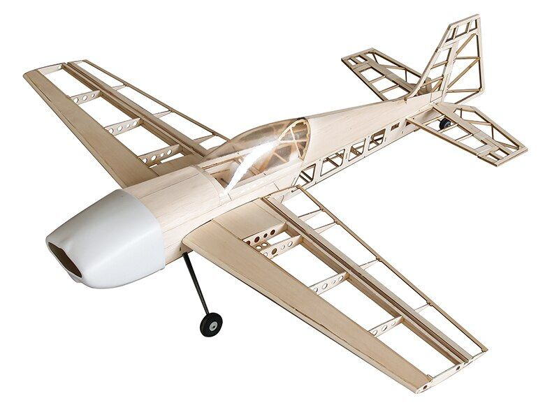 EX330 1025mm Laser Cut Balsa Kit Balsawood 3D Airplane Model Building (Gas Power Electric Power) Woodiness model /WOOD PLANE RC